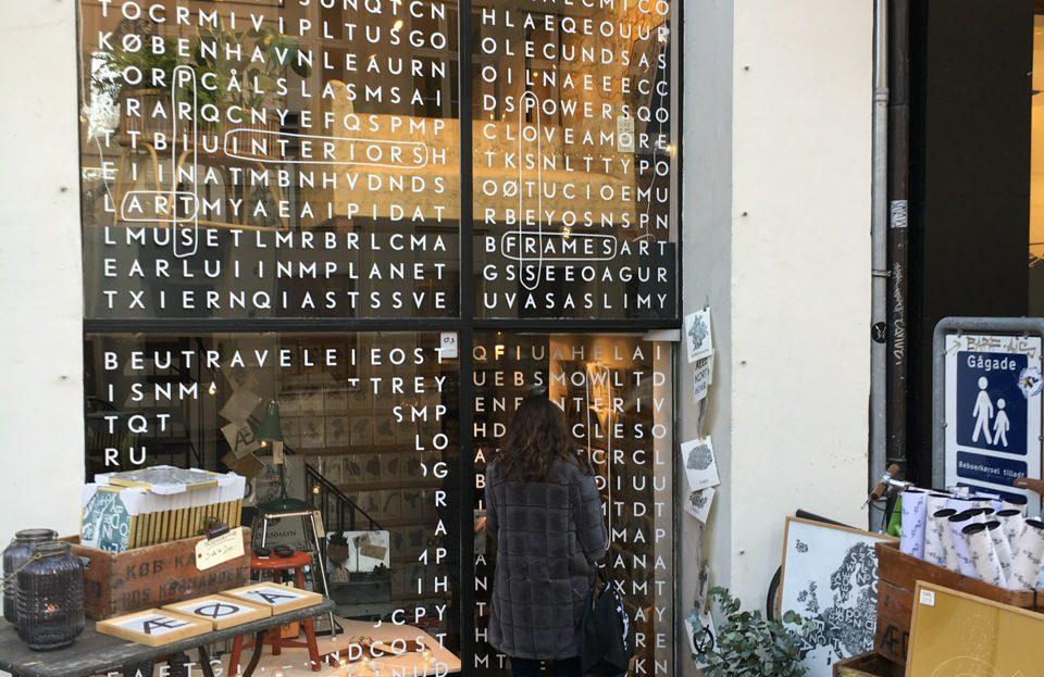 Butik - afståelse - københavn